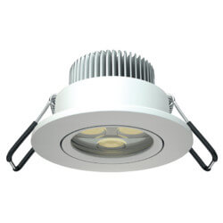 DL SMALL 2021-5 LED WH AT