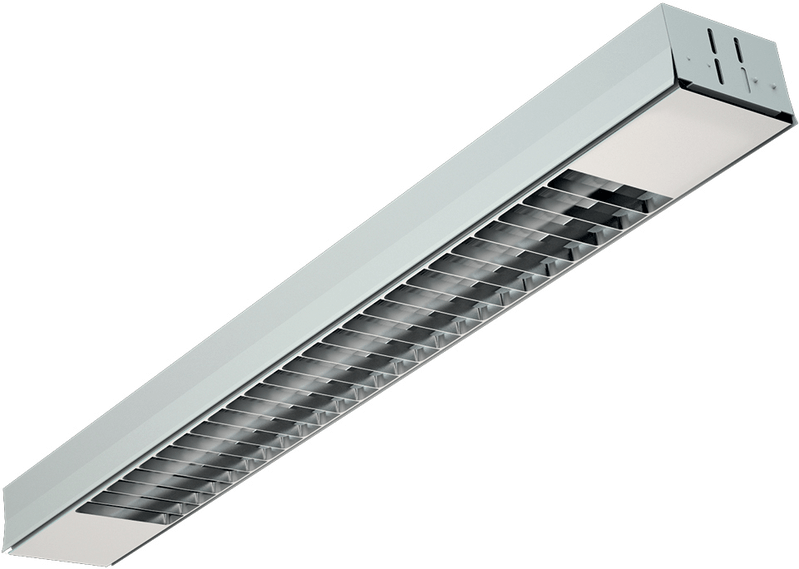 AL UNI LED 600х100 without louver 4000K